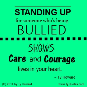 Anti Bullying Quotes. QuotesGram
