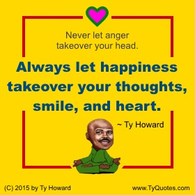 Ty Howard on Happiness, Quotes on Happiness, Happy Quotes for Teachers, Quotes on Happiness, Quotes for School Counselors