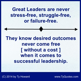 Ty Howard Teen Quote, Quotes for Teens, Quotes on Leadership, Ty Howard on Leadership